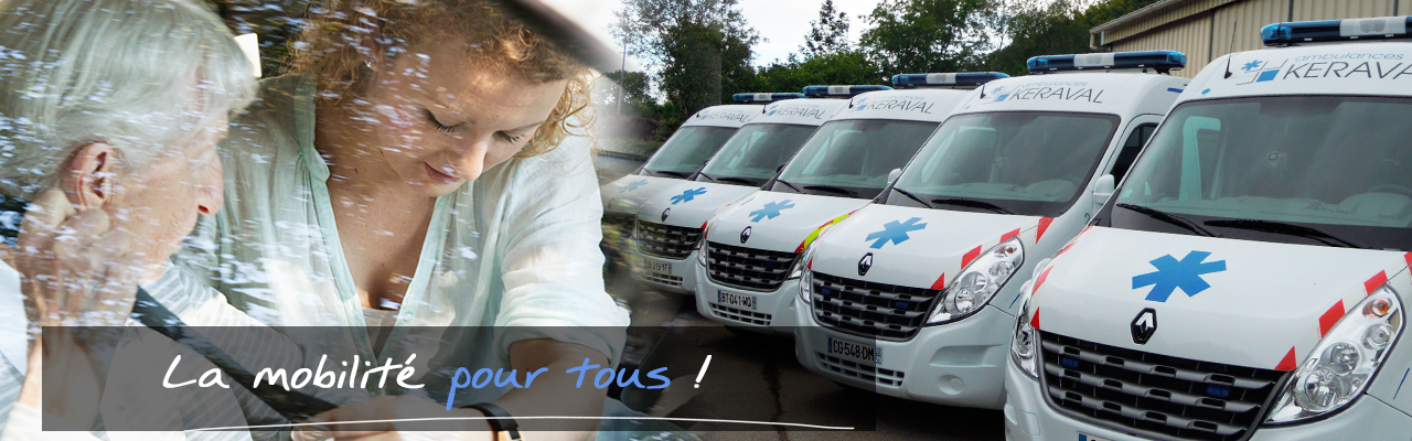 Ambulances keraval - La Mobilité pour tous !